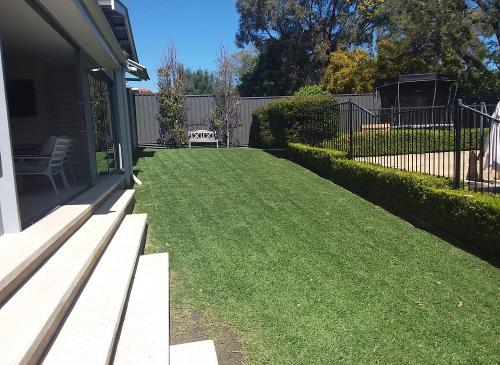 AFTER - Lawn Mow, Edging and Whippersnipping in City Beach