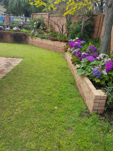 Aged care facility - lawn care