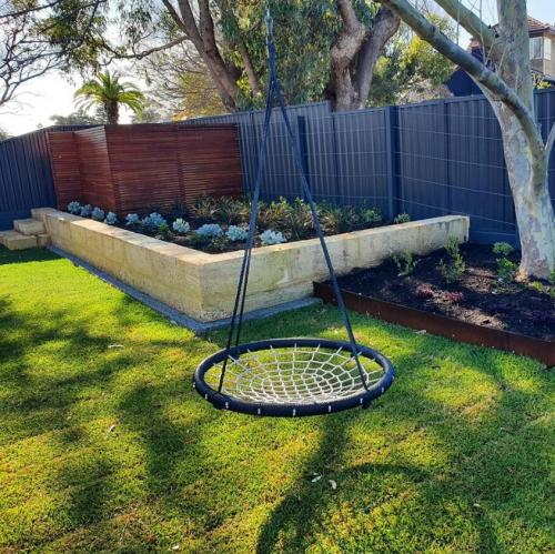 Plant & lawn selection and installation in Floreat
